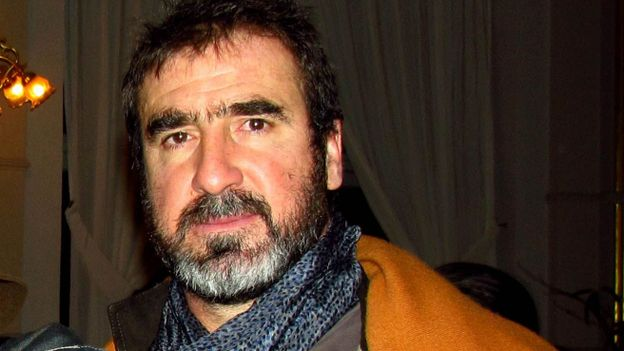 """Eric Cantona ex star du foot dans """"Lettres à Nour"""""""