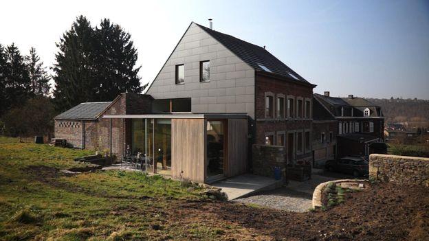 Transformation Et Extension Bioclimatique Du0027une Ancienne Maison