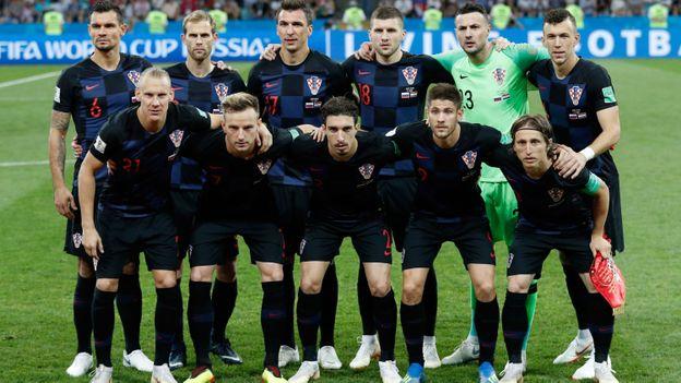 Angleterre – Croatie :