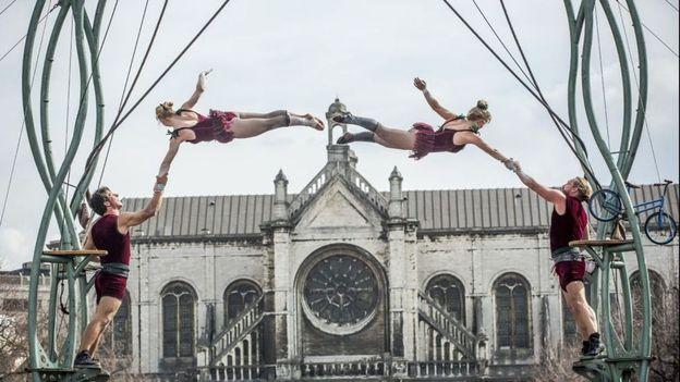 Hopla! Festival de cirque 13ème édition