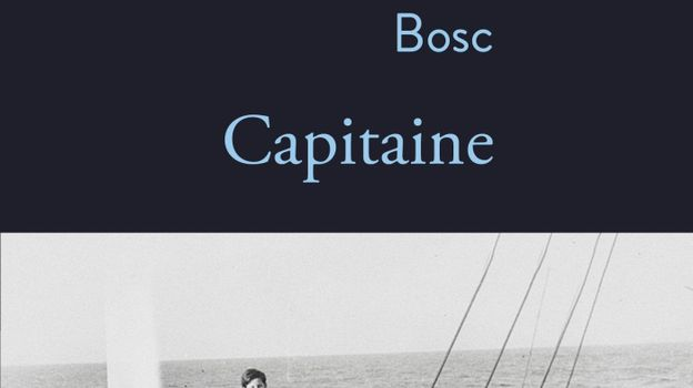 """Capitaine"" - Adrien Bosc – Ed Stock"