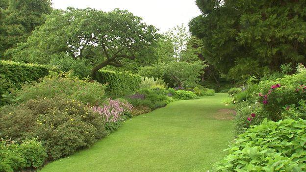 Le parc a été conçu et aménagé par de Capability Brown