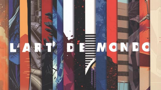 """ L'Art de Mondo "" – Ed Huginn & Muninn"