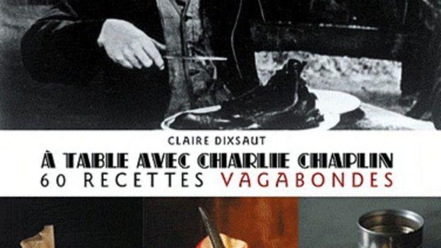 A table avec Charlie Chaplin
