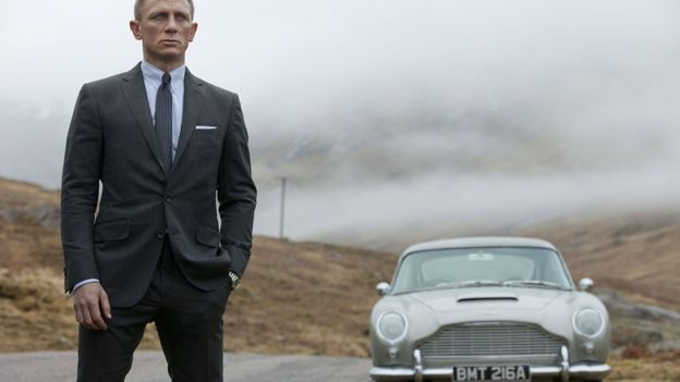 "L'événement James Bond: ""Skyfall"""