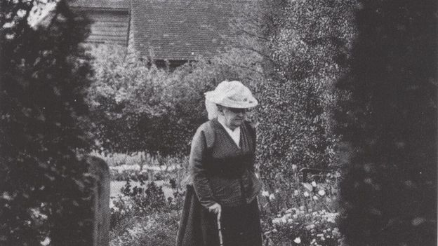 Gertrude Jekyll, la célèbre paysagiste anglaise
