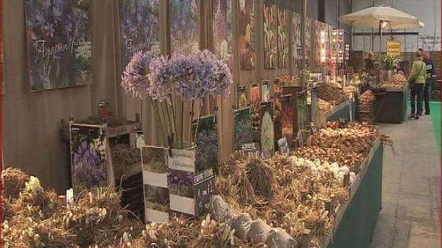 Salon Déco et Jardin à Tournai Expo – édition 2013 - RTBF Jardins ...