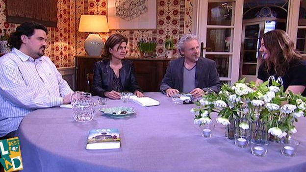 Michel Dufranne, Stéphanie d'Ursel, Thierry Bellefroid et Gorian Delpâture
