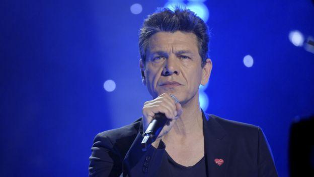 """Marc Lavoine parle de ses """"vieux fantômes"""""""