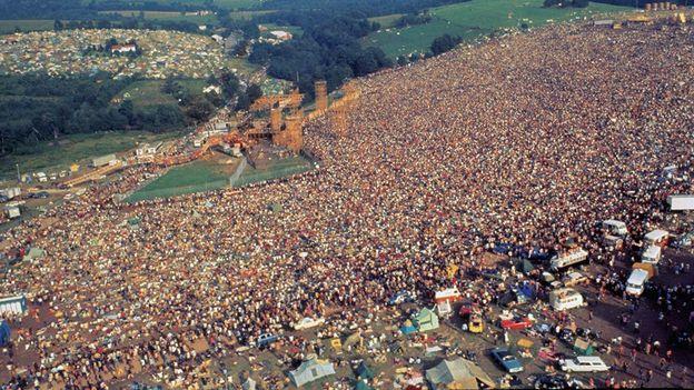 Les 50 ans du festival de Woodstock sur La Trois