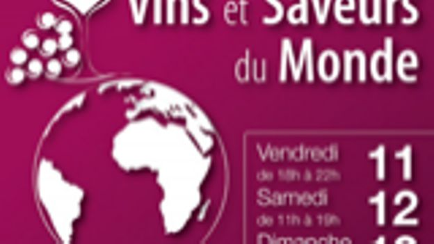Salon vin & saveurs du monde