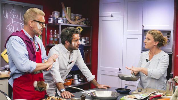 quelle poêle choisir pour une cuisson saine - rtbf un gars un chef