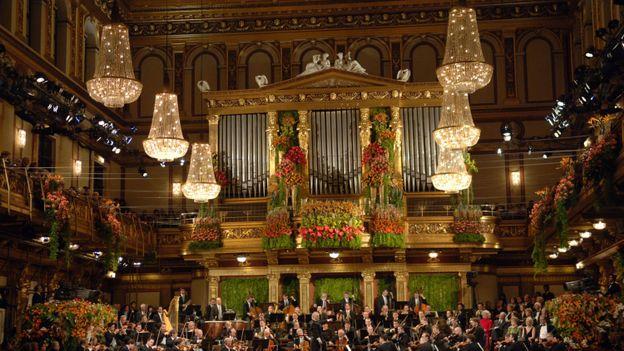 Salle doréeduMusikverein