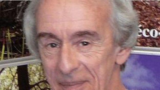 Léon Woué, un des fondateurs du CNB