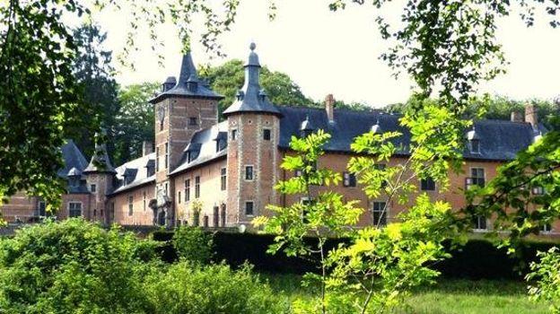 """Rixensart, la """"perle des Ardennes brabançonnes"""" et son majestueux château princier. Une splendide photo de """"Rixensart en images"""