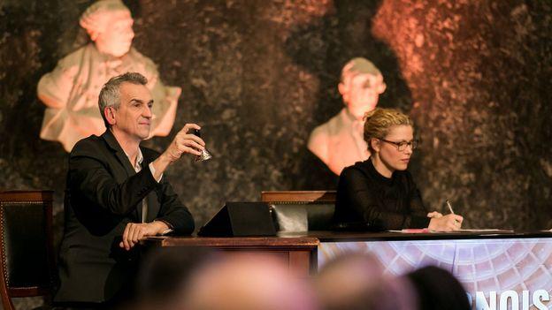 Bruno Coppens et Florence Hainaut