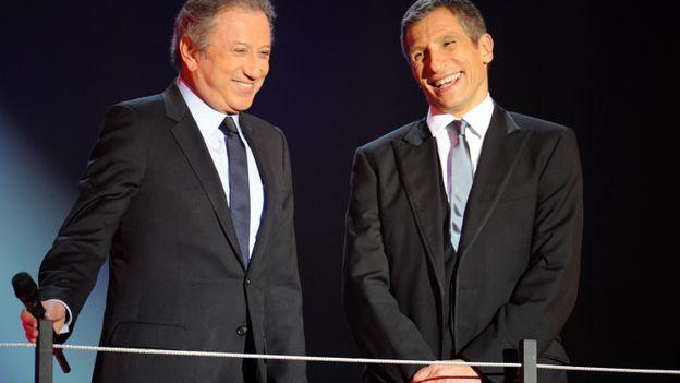 Nagui s'oppose à la diffusion des chansons de Bertrand Cantat dans son émission