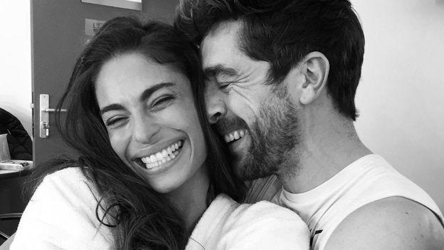 "Augustin Galiana et Tatiana Silva : ""ça a matché entre nous"""