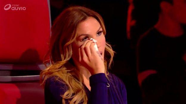 The Voice Belgique : Vitaa émue face à un choix tortueux entre deux Talents