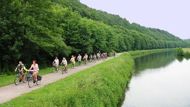 De Namur à Charleroi : étape 5