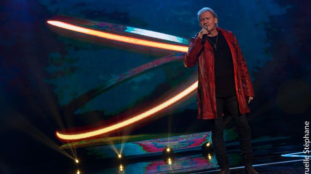 Johnny Logan - 'What's another year' et 'Hold me now'