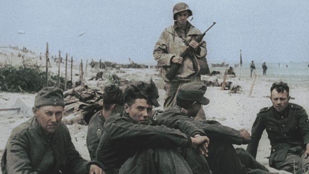 troupes alliées