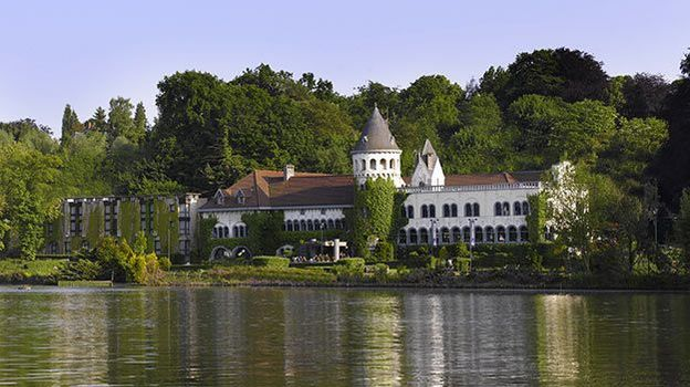 Une atmosphère féerique...Photo : LeMartin's Château du Lac