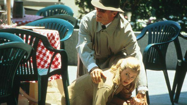 Clint Eastwood et Sondra Locke