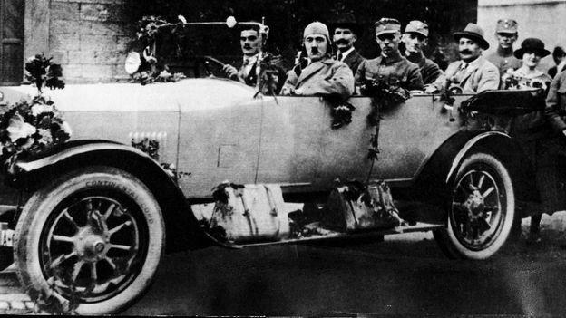 Retour aux sources : Les secrets des voitures des chefs d'Etat