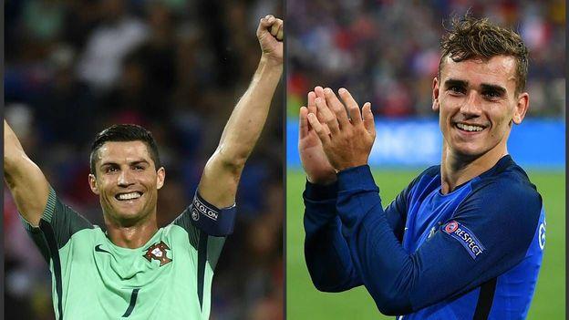 La finale de l'EURO 2016 sur La Une: Portugal - France
