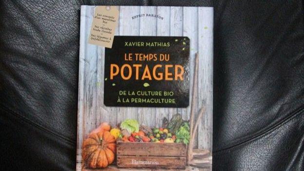 Le dernier livre de Xavier Mathias