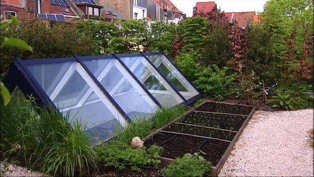 Reve De Toit jardins de rêve : le jardin sur le toit d'hanne et teun - rtbf
