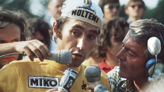 Soirée événement : Le Tour de France au pays d'Eddy Merckx