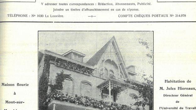 100 ans de la Commission Provinciale des Loisirs Ouvriers