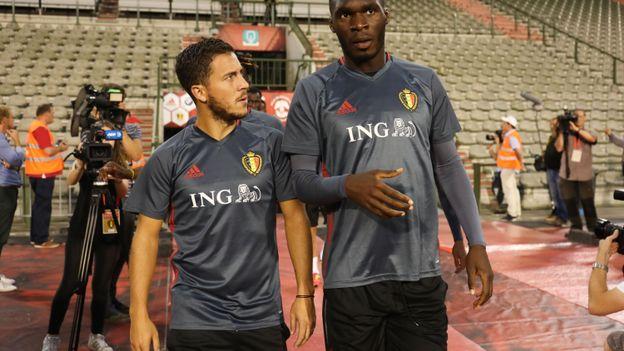 Hazard / Benteke : une amitié qui se poursuit en dehors du terrain