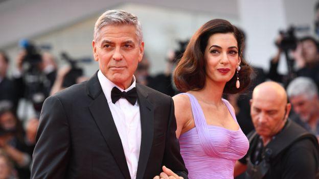 George Clooney raconte sa rencontre avec Amal Alamuddin : un heureux hasard !