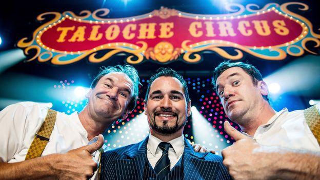 Les Frères Taloche et Nicolas Bouglionne