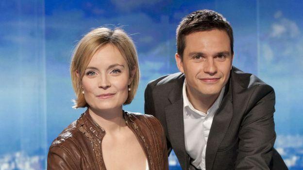 Depuis 2011, Ophélie et Jonathan Bradfer présentent le 15 minutes sur La Deux