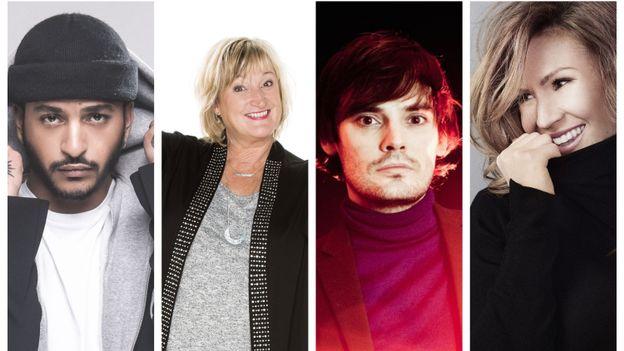 The Voice Belgique saison 7 : les coachs