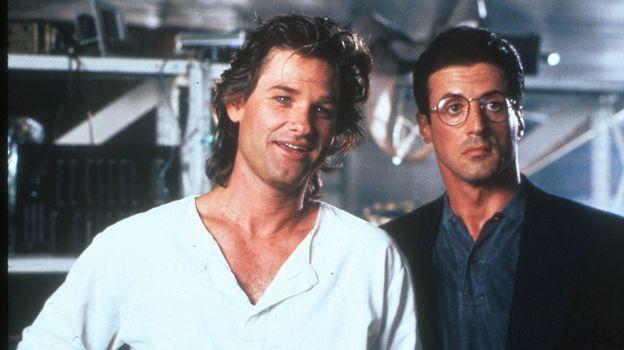 Stallone/Russel, les 2 meilleurs flics de Los Angeles