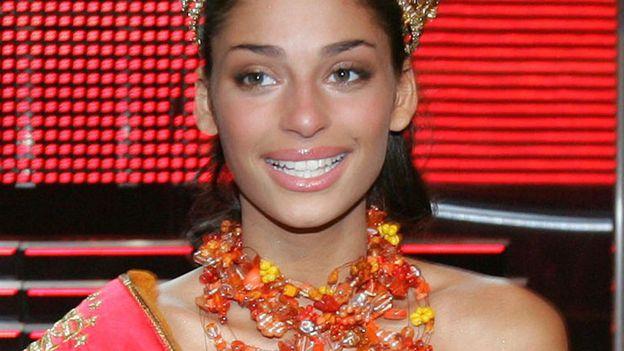 Miss Belgium 2005 - Tatiana Silva Braga Tavares