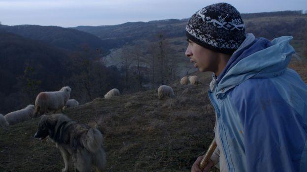 Un village perdu en Roumanie