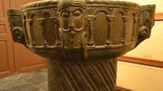 Fonts baptismaux de Beauvechain