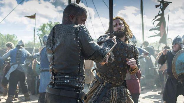 L'incroyable fin de Vikings saison 4: l'affontement ultime