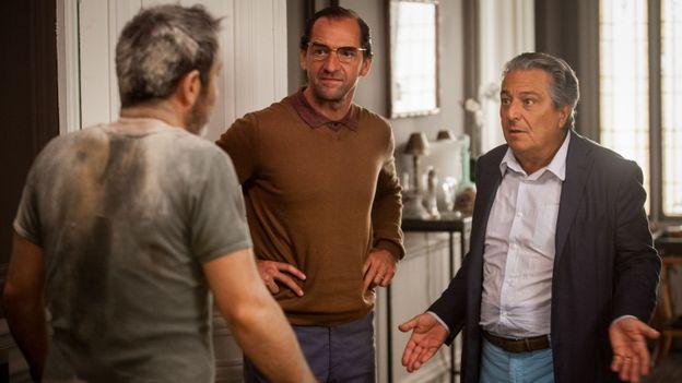 """On retrouve le belge Stéphane de Groodt dans ce film qui n'est pas """"un show Clavier"""""""