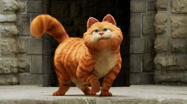 Garfield bient t de retour au cin ma rtbf buzz - Voix de garfield ...