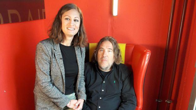 Gaëlle Henkens & Roger Job - RTBF
