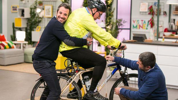 Bien sur son vélo, on va plus loin et sans douleurs !