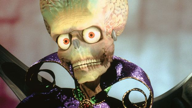 Mars attacks/1996/WARNER BROS