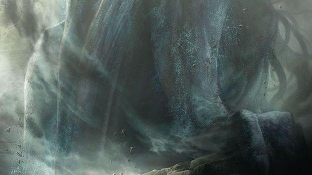 """"""" L'Appel de Cthulhu """" illustré par François Baranger – Ed Bragelonne"""